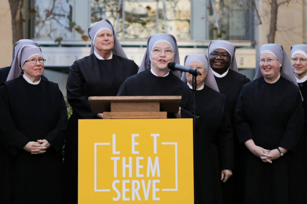 Little Sisters California Rally 1